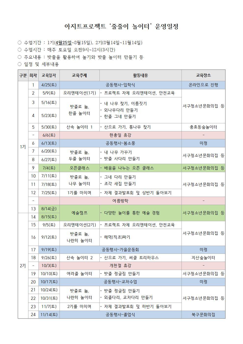 2020_창의예술_시소마을디자인학교_운영일정_아지트프로젝트 줄줄이놀이터.jpg